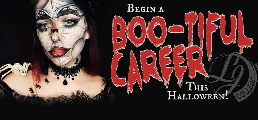 Boo-tiful career poster