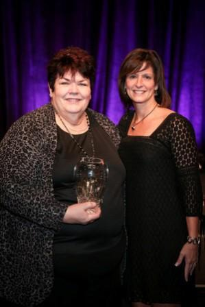 In 2012, Cynthia Becher from La'James International College received the Cimilglia Award for her contributions to the industry. Cimilglia candidates are either past presidents of AACS and/or those persons with 25 years or more of outstanding performance and continuous service to cosmetology education and the beauty industry.