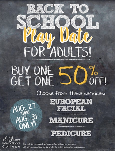 Adult Play Date Coupon