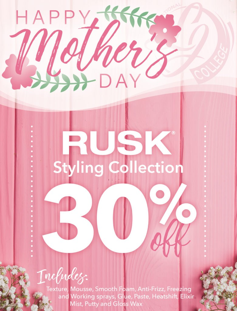 Mothers Day Rusk Coupon