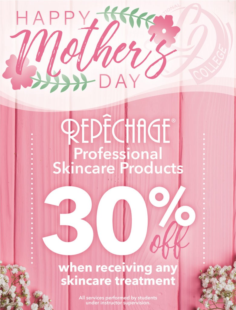 Mothers Day Repechage Coupon