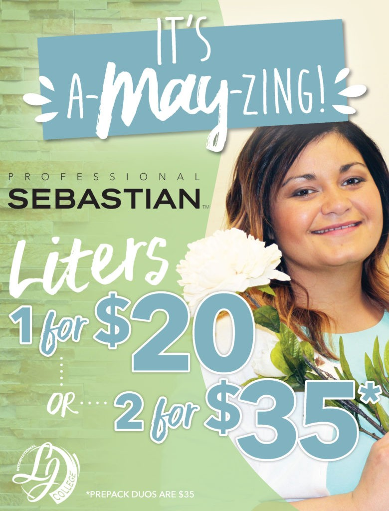 Sebastian Liters Coupon