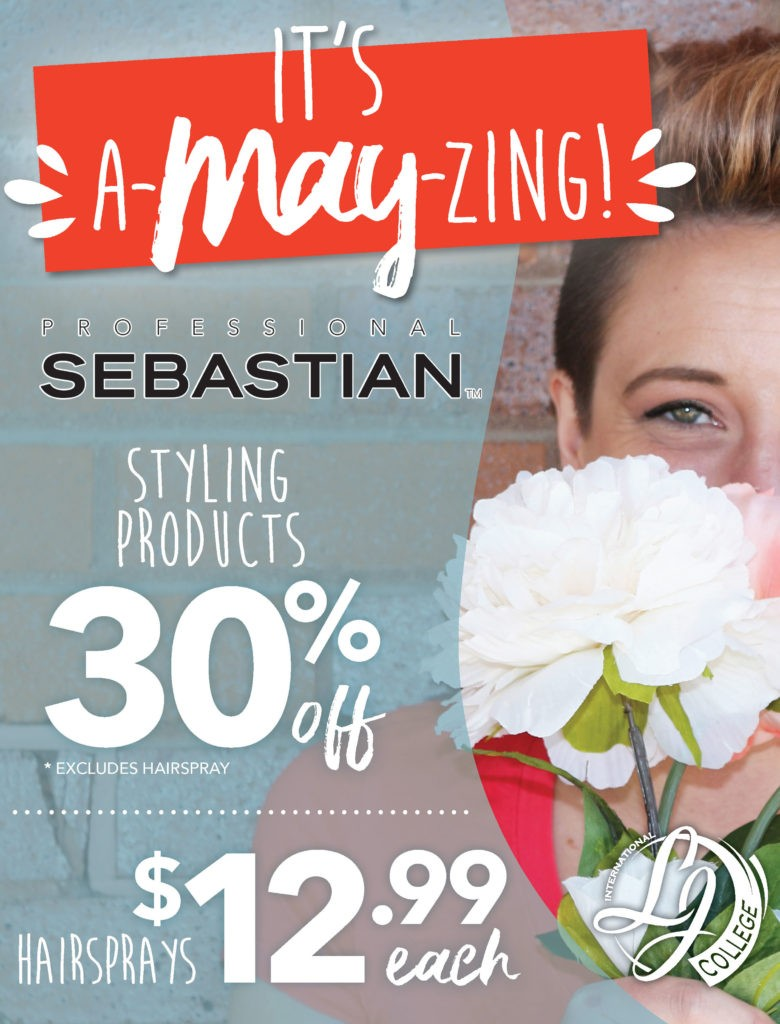 Sebastian Styling Products Coupon