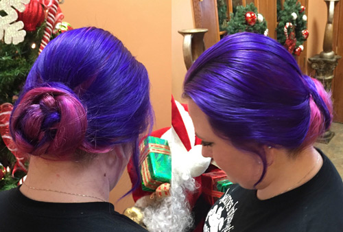 la-james-international-college-holiday-hair
