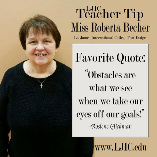 la-james-international-college-fort-dodge---roberta-becher