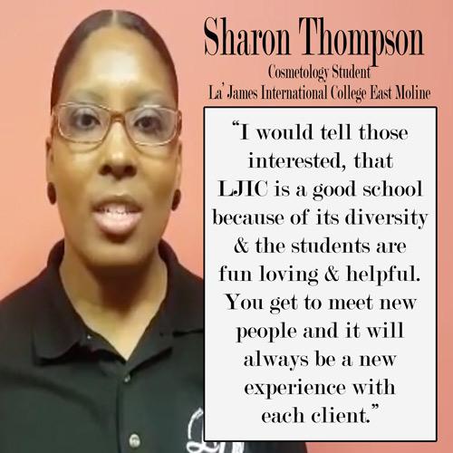 la-james-international-college-Sharon-Thompson