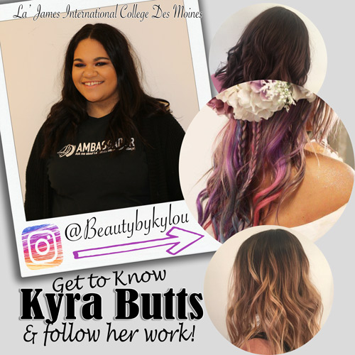 La-James-International-College---Get-to-Know---Kyra-Butts