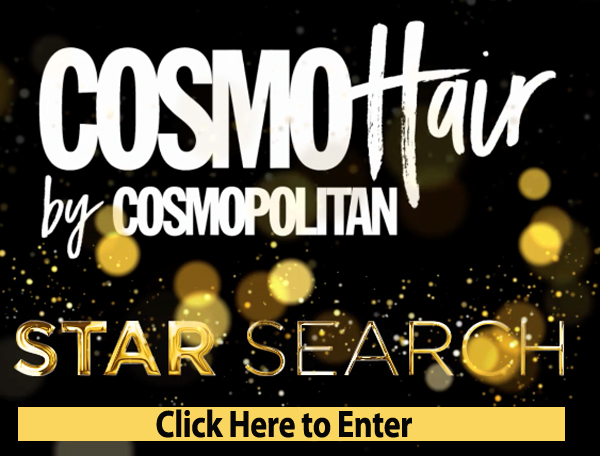 COSMOHair Star Search