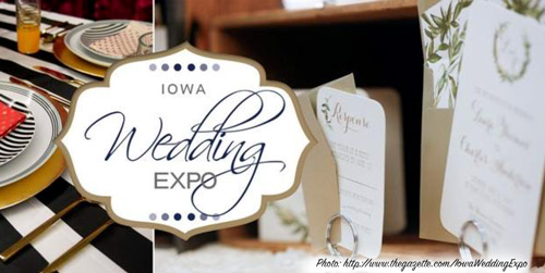 LJIC Cedar Rapids at the Iowa Wedding Expo