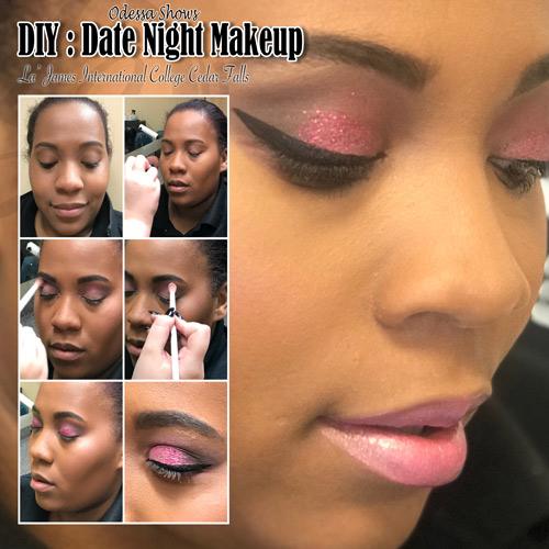 la-james-international-college-cedar-falls---valentine-makeup