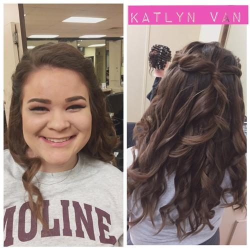 Hair by Katlyn Van Wolvelaere
