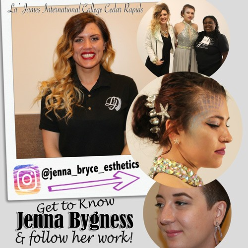 Jenna Bryce Collage