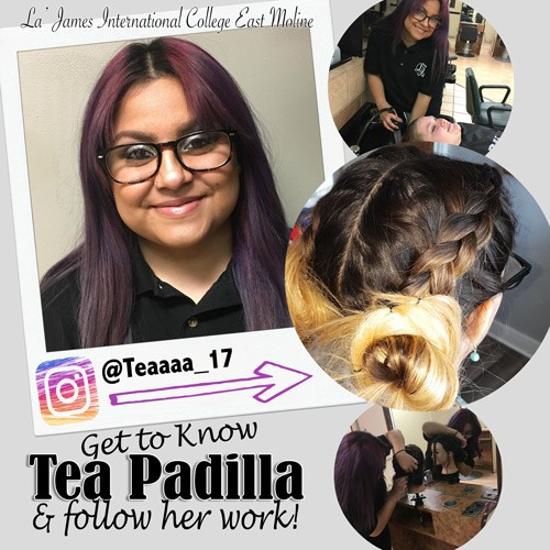 Tea Padilla Hair