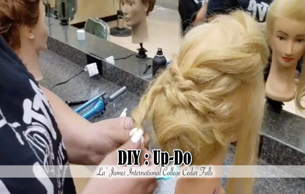 DIY Up-Do
