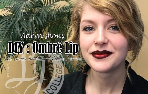 DIY Ombre Lip