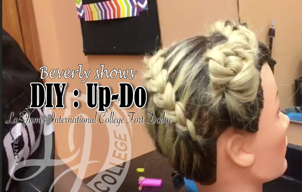 DIY Up-Do Mannequin
