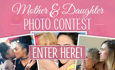 Mom/Daughter Photo Contest