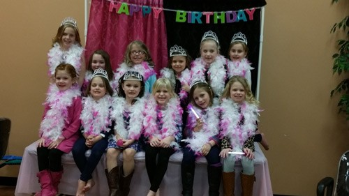 Happy Birthday Little Girls