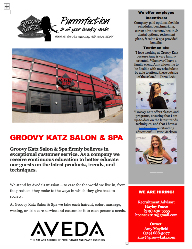 Groovy Katz Salon & Spa