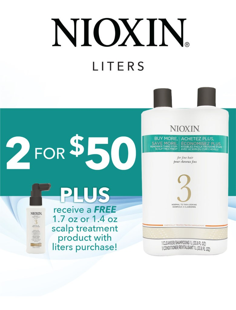 Nioxin coupon