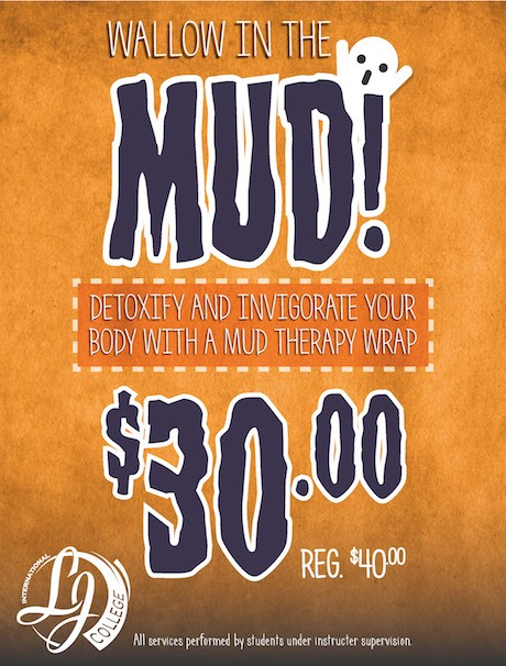 Mud Therapy Coupon